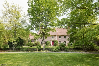 Tewksbury Twp. Single Family Home For Sale: 50 Felmley Rd