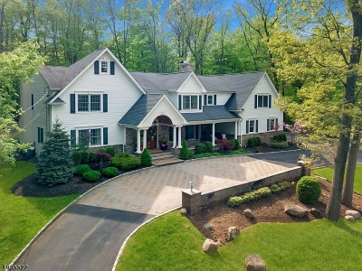 Franklin Lakes Boro Single Family Home For Sale: 620 High Mountain Rd