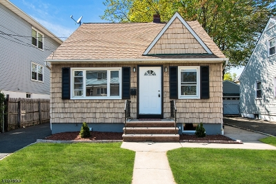 Linden City Single Family Home For Sale: 1131 Monmouth Ave