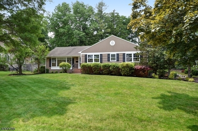 Westfield Town Single Family Home For Sale: 53 Barchester Way