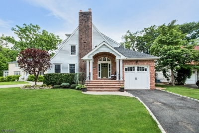 Cranford Twp. Single Family Home For Sale: 16 Doering Way