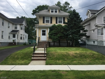 Roselle Park Boro Single Family Home For Sale: 25 W Colfax Ave