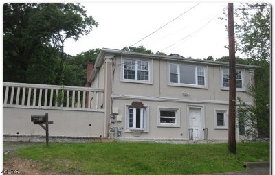 Haledon Boro Single Family Home For Sale: 14 Manchester Ave