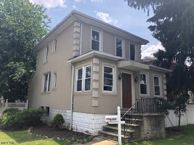 Linden City Single Family Home For Sale: 601 Knopf St
