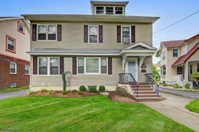 Hillside Twp. Single Family Home For Sale: 1416 Munn Ave