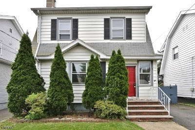 Linden City Single Family Home For Sale: 513 W Curtis St