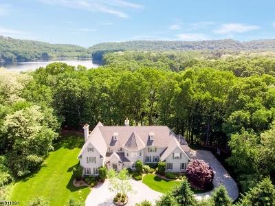 Franklin Lakes Boro Single Family Home For Sale: 940 Franklin Lake Rd