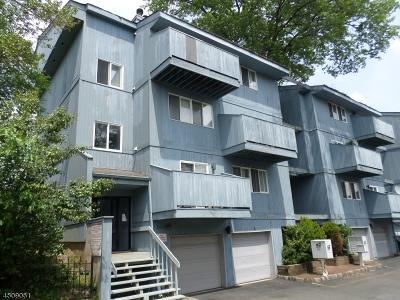 Passaic City Condo/Townhouse For Sale: 142-148 Main Ave #A
