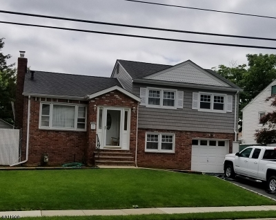 Union Twp. Single Family Home Active Under Contract: 711 Colonial Arms Rd