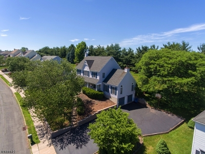 Raritan Twp. Single Family Home For Sale: 69 Concord Ridge Road