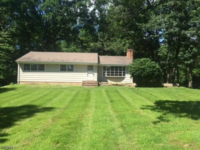 Branchburg Twp. Single Family Home For Sale: 86 Bernard St