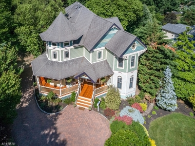 Westfield Town NJ Single Family Home For Sale: $1,285,000