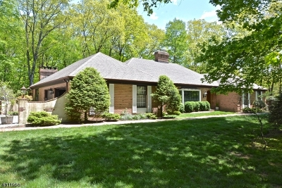Tewksbury Twp. Single Family Home For Sale: 51 Parsonage Lot Rd