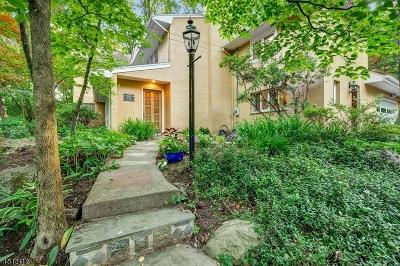 Mountain Lakes Boro Single Family Home For Sale: 54 Crane Rd