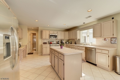 Long Hill Twp Single Family Home For Sale: 31 Meyersville Rd