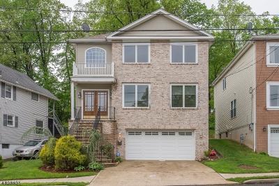 Haledon Boro Single Family Home For Sale: 15 Woodside Ave