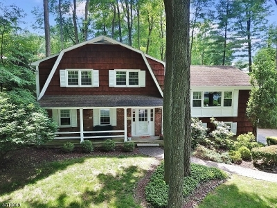 Sparta Twp. Single Family Home For Sale: 14 Stonehedge Ter