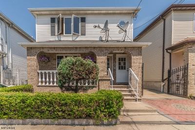 Elizabeth City Multi Family Home For Sale: 45 Florida St