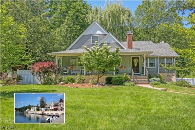 Sparta Twp. Single Family Home For Sale: 25 Whippoorwill Ln