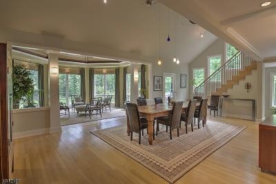 Harding Twp. Single Family Home For Sale: 30 Lindsley Rd