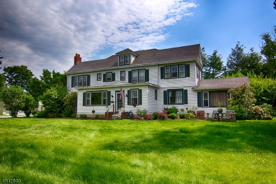 Bernardsville Boro Multi Family Home For Sale: 56 Mount Airy Rd
