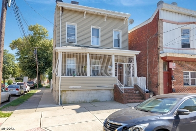 Passaic City Multi Family Home For Sale: 49 Passaic St