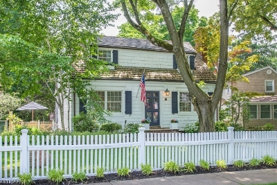 Madison Single Family Home For Sale: 3 Rosemont Ave