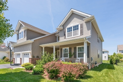 Franklin Twp. Single Family Home For Sale: 13 Boudinot Ln
