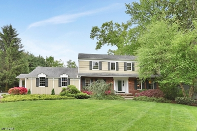 Wyckoff Twp. Single Family Home For Sale
