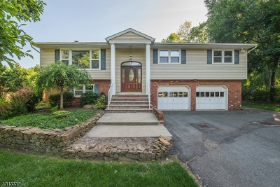 Wyckoff Twp. Single Family Home For Sale: 7 Brook Rd