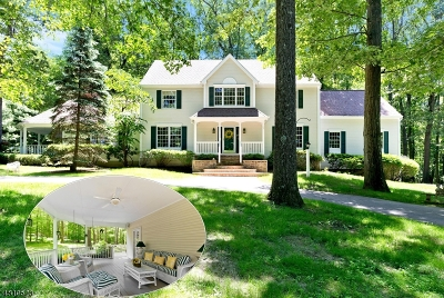 Lebanon Twp. Single Family Home For Sale: 113 Forest Drive