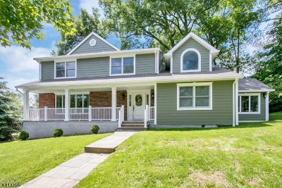 North Haledon Boro Single Family Home For Sale: 7 Gionti Pl