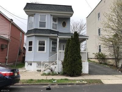 Paterson City Multi Family Home For Sale: 366 E 24th St