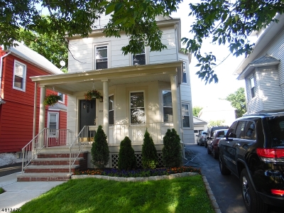 Roselle Park Boro Single Family Home For Sale: 121 Berwyn St