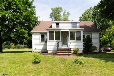 Bridgewater Twp. Single Family Home For Sale: 210 Old York Rd