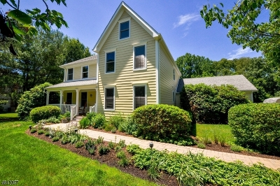 Tewksbury Twp. Single Family Home For Sale: 17 Salters Farm Rd