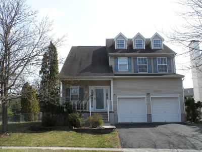 Bridgewater Twp. Single Family Home For Sale: 3 Betts Trl
