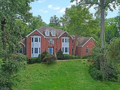 Long Hill Twp Single Family Home For Sale: 51 Charles Rd