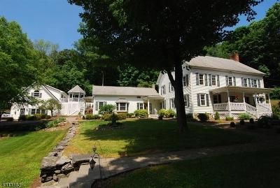 Vernon Twp. Single Family Home For Sale: 1687 Glenwood Road