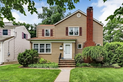 Fanwood Boro Single Family Home For Sale: 146 2nd St