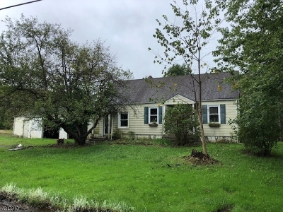 Raritan Twp. Single Family Home For Sale: 71 Decker Rd