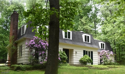 Tewksbury Twp. Single Family Home For Sale: 1 Bartles Rd