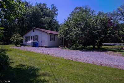 Delaware Twp. Single Family Home For Sale: 469 County Rd 579