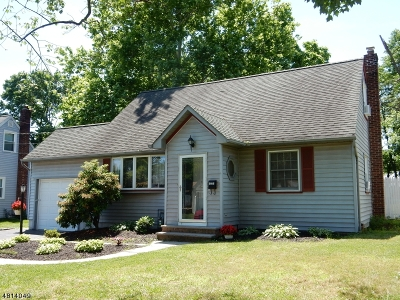Linden City Single Family Home For Sale: 1221 Prospect Dr