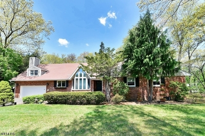 Wyckoff Twp. Single Family Home For Sale: 441 Hartung Dr