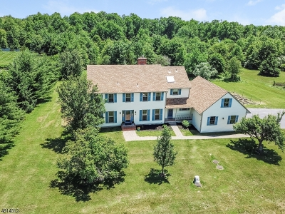 Raritan Twp. Single Family Home For Sale: 166 Featherbed Ln