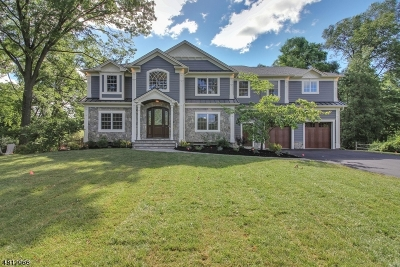 Bernards Twp. Single Family Home For Sale: 59 Hill Top Rd