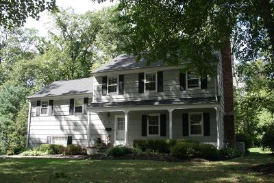 Bernardsville Boro NJ Rental For Rent: $4,100