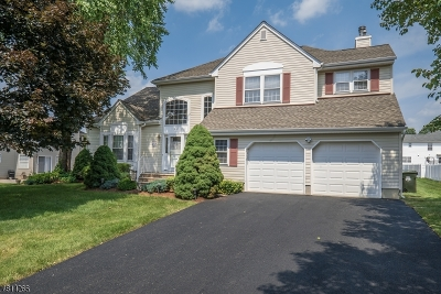 Mount Olive Twp. Single Family Home For Sale: 22 Mulligan Dr