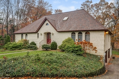 Long Hill Twp. NJ Single Family Home For Sale: $630,000